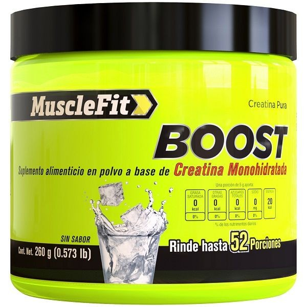 Boost Creatina MuscleFit